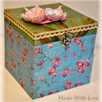 Jewelry Box Decoupage pic 4