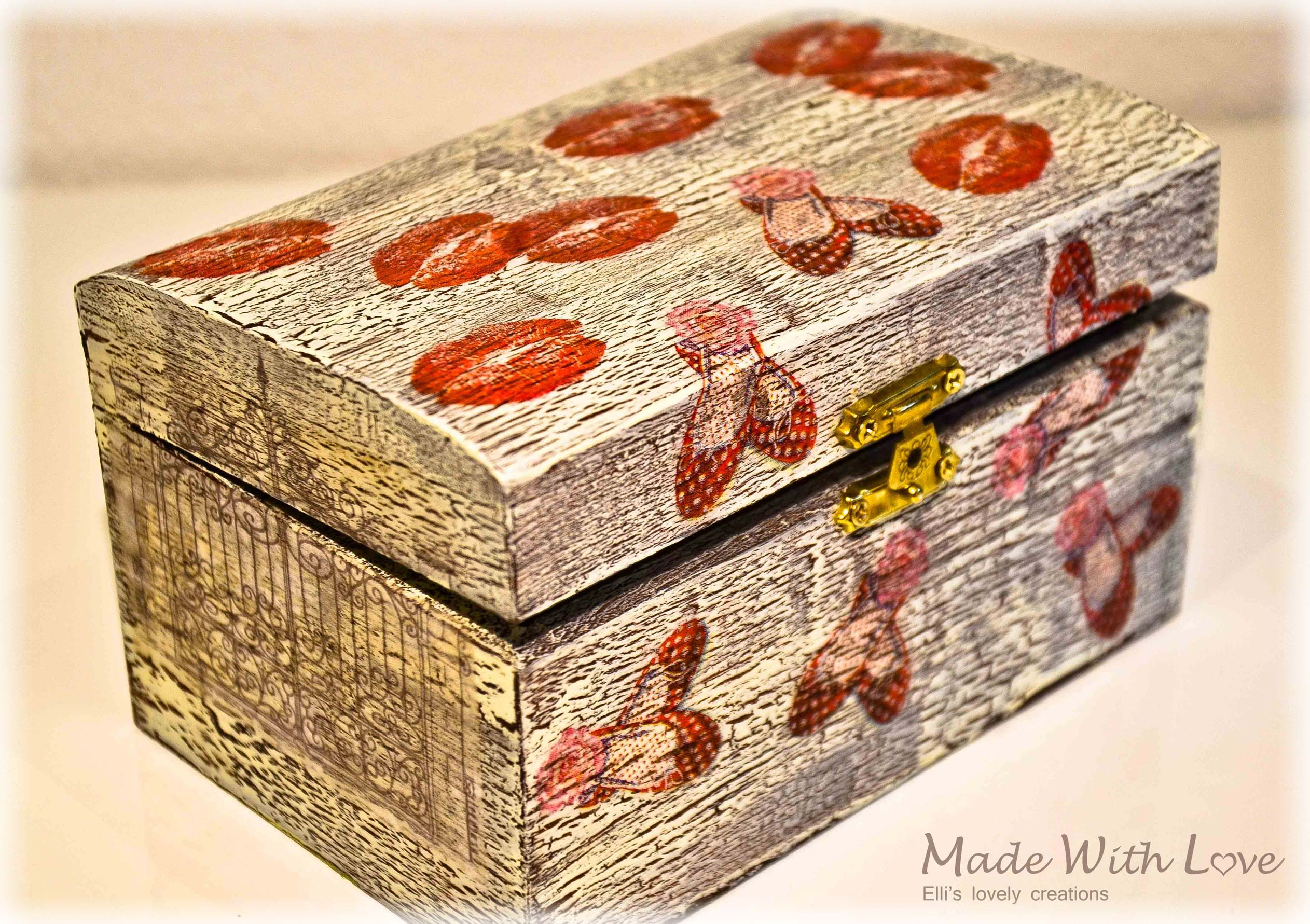 Wooden Jewelry Box pic3