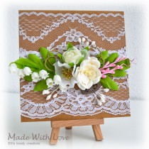 Rustic Wedding Card 1