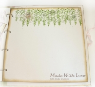 Scrapbook Fabric Makro Baby Album Maria 20