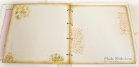 Scrapbook Fabric Makro Baby Album Maria 41