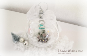 Christmas Tree Balls Ornaments Decoration Mini Collection 4
