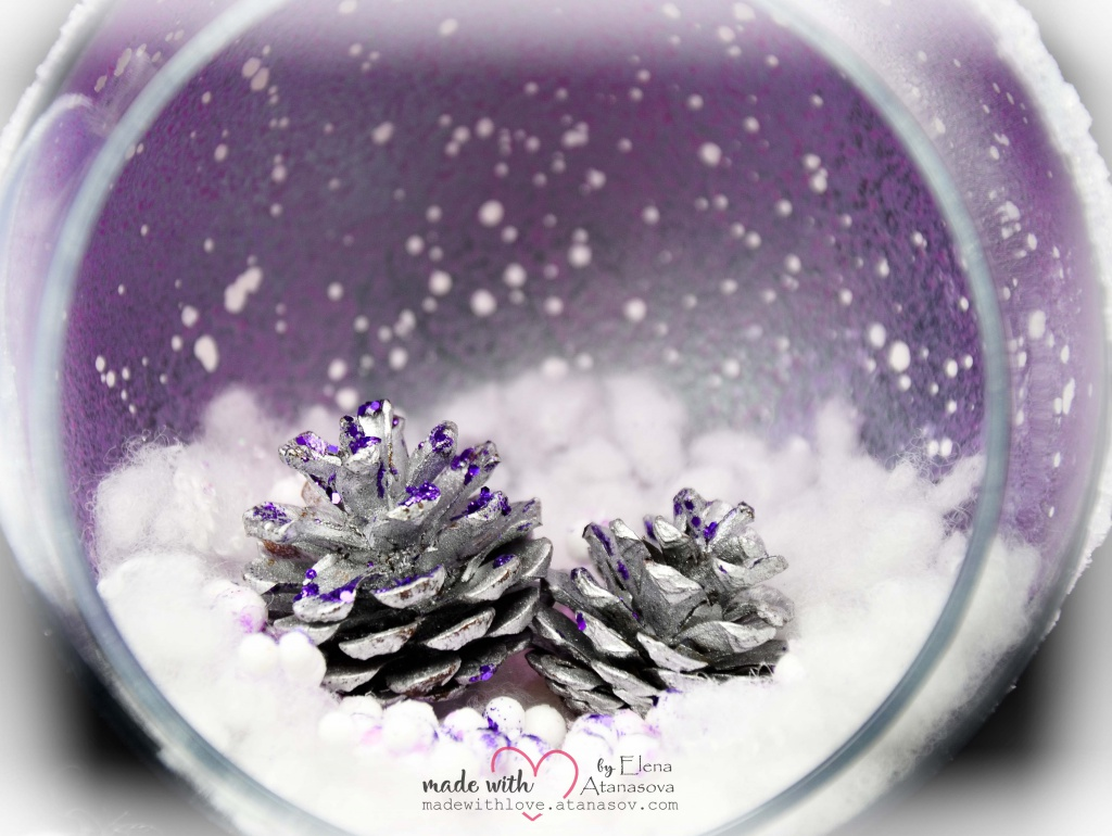 Christmas Tree Star Snowflake Pinecones Ornaments 4