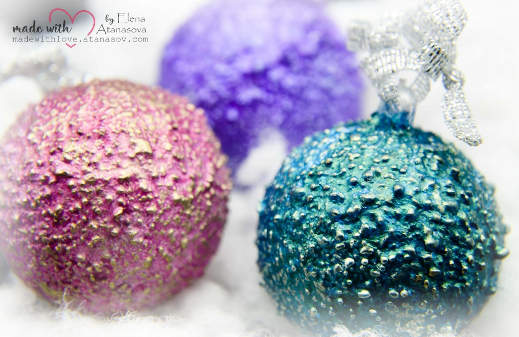 Christmas Tree Star Snowflake Pinecones Ornaments 7